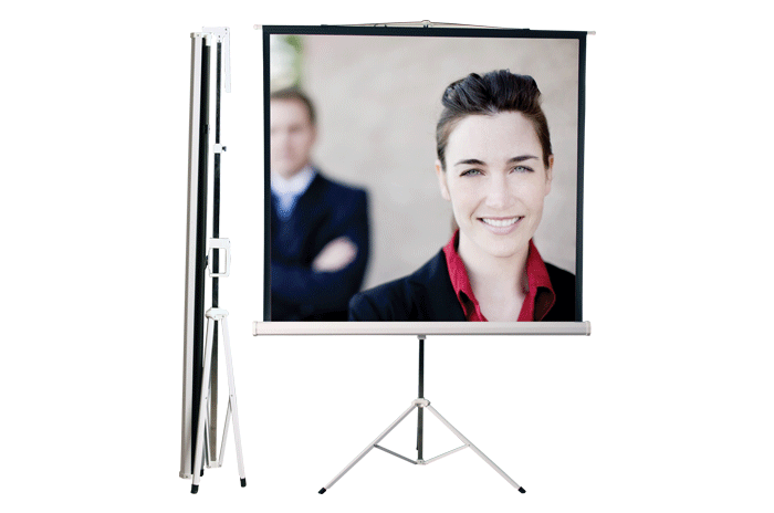 INVO Tripod Projection Screen