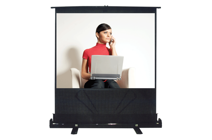 INVO Floor Stand Projection Screens