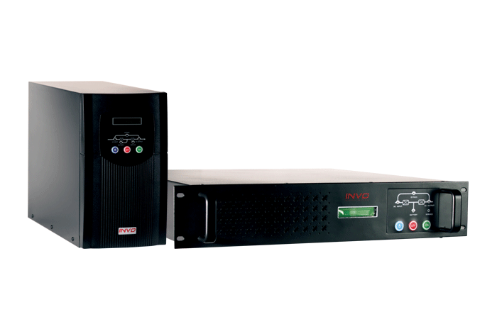 INVO Online UPS High Frequency INH  Series 1 KVA ~ 200 KVA