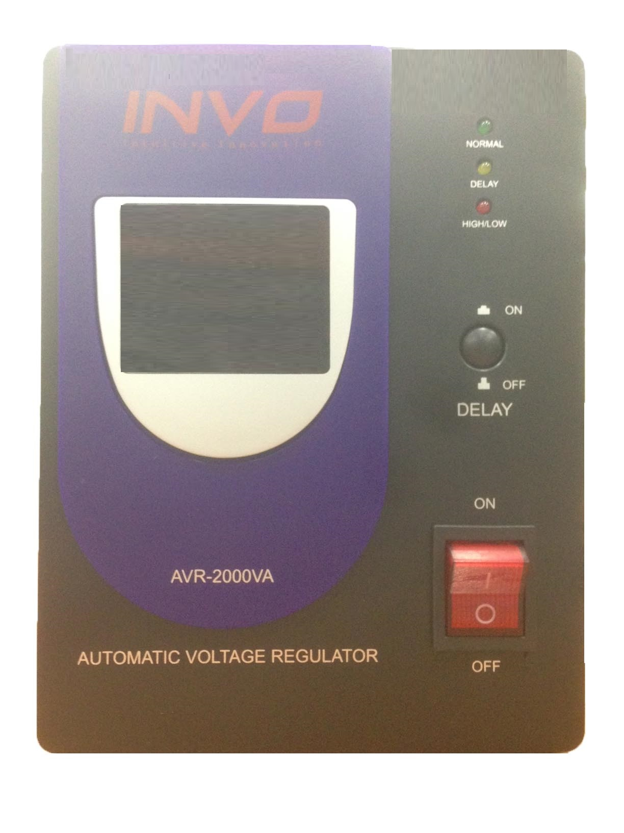 INVO Stabilizer INSR Series 1000 VA ~ 5000 VA Single Phase