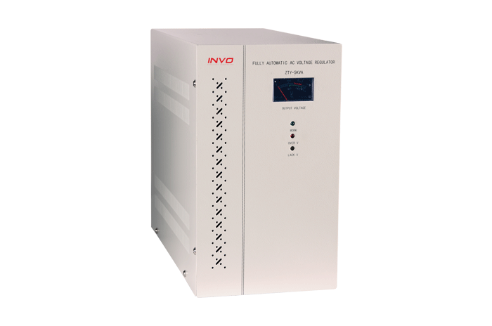 INVO Stabilizer INZTY Series 3 000 VA ~ 30 000 VA Three Phase
