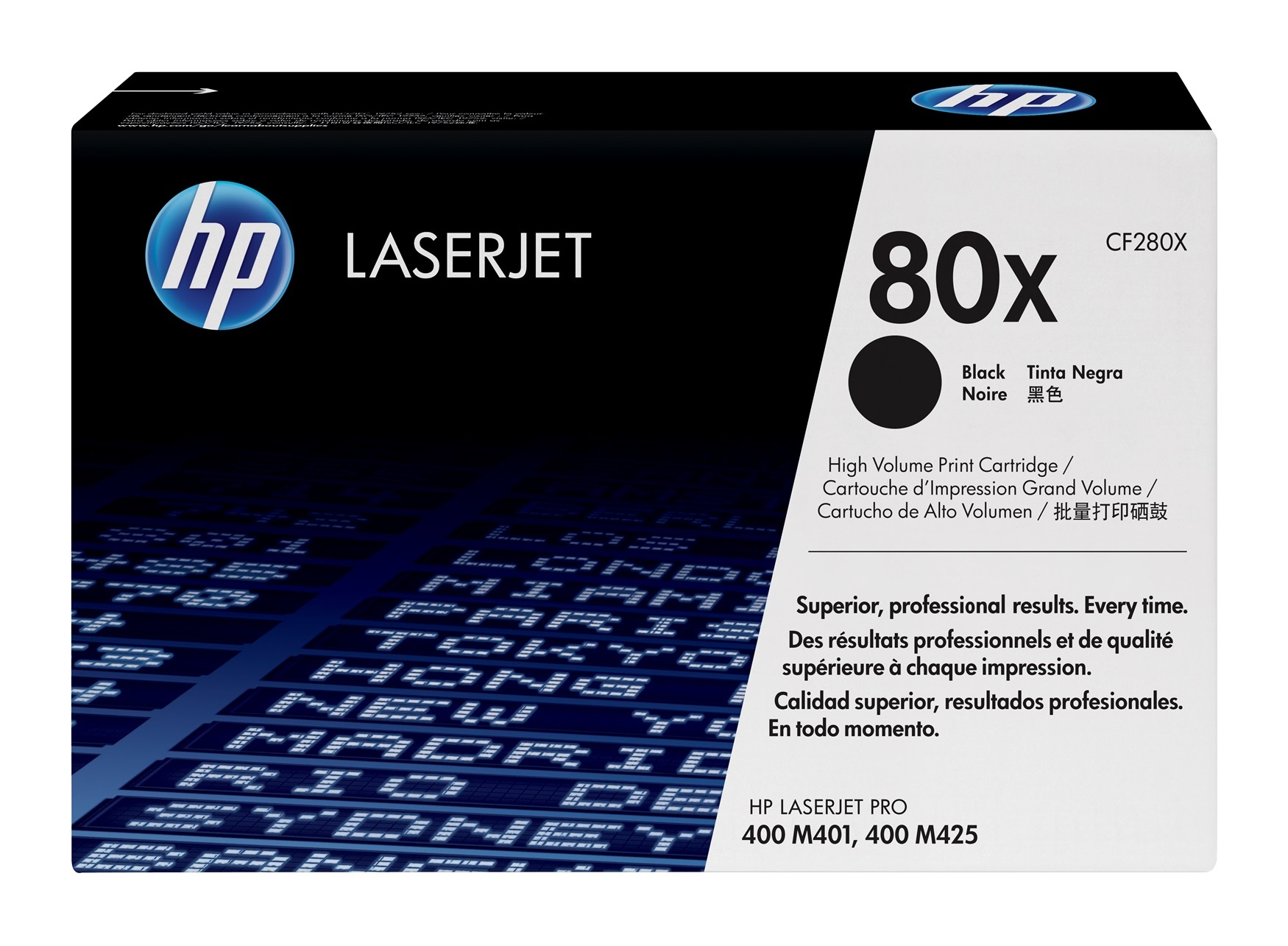 HP Original toner - Low Yield